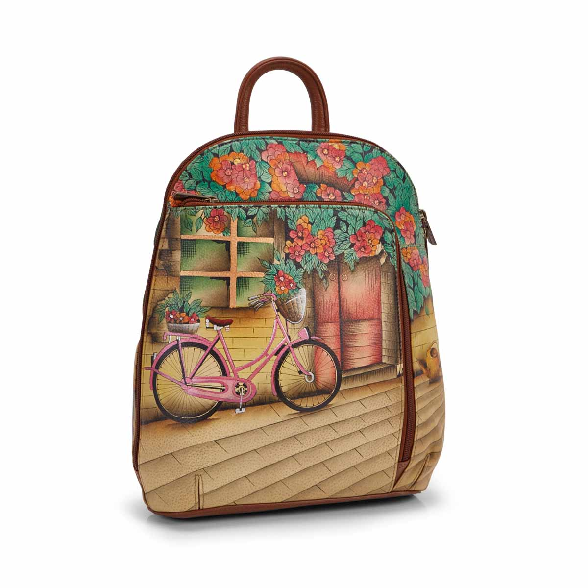 Women's VINTAGE BIKE backpack