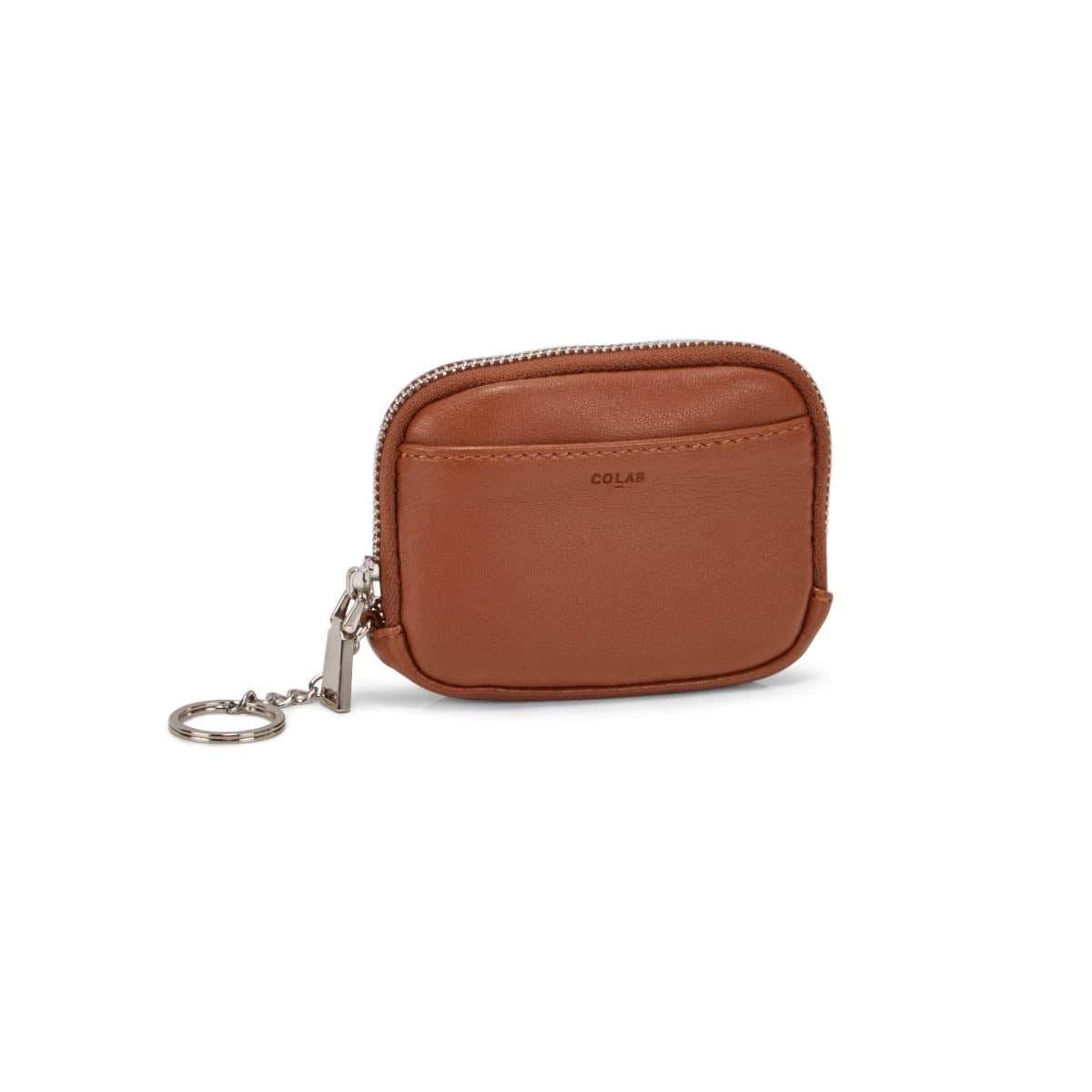 Lds auburn zip up wallet