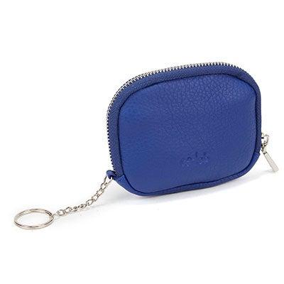 Co-Lab Women's cobalt zip up wallet