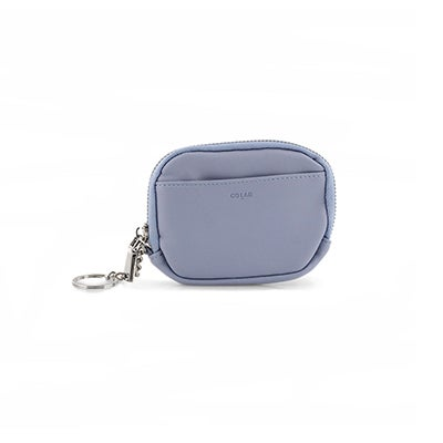 Co-Lab Women's lilac zip up wallet