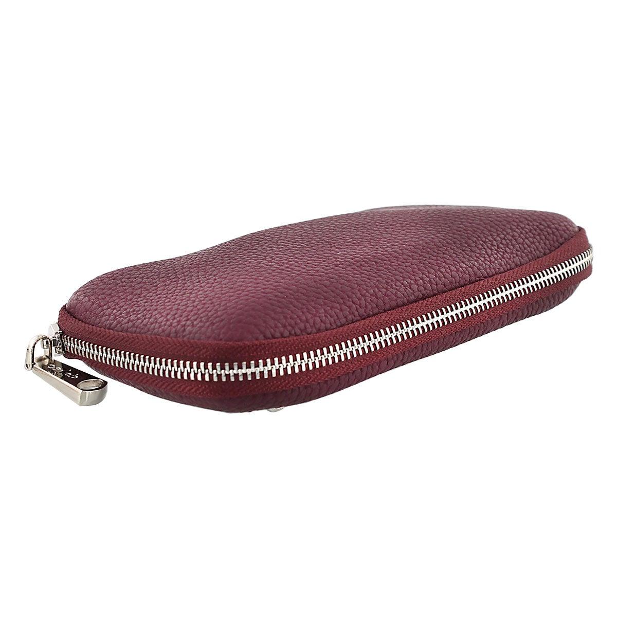 Lds Double Zip World wine wallet