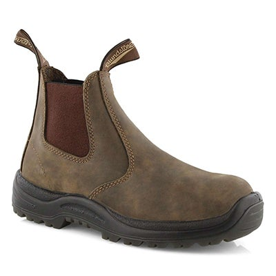 Unisex Chunk 2 rustic brn twin gore boot