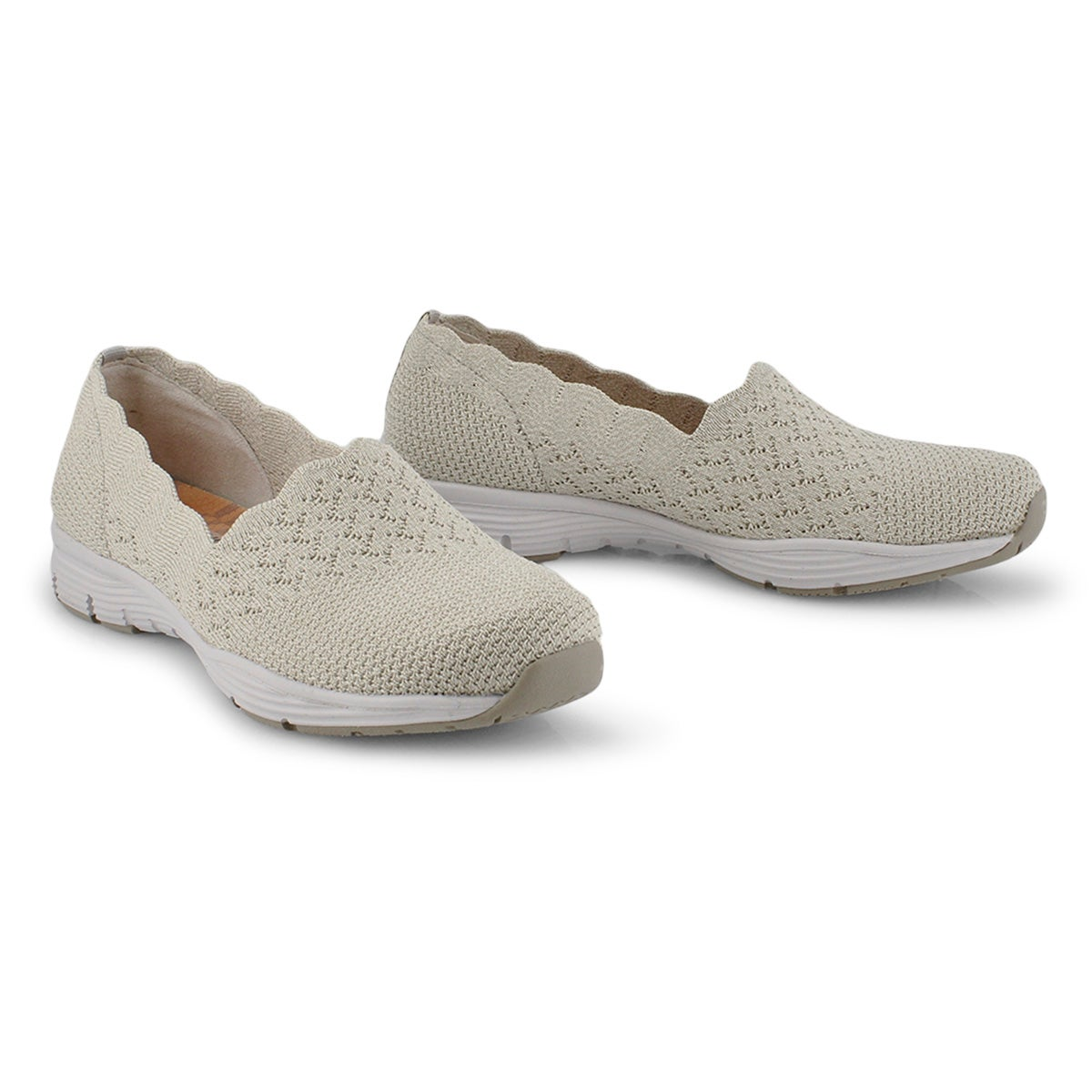 Lds Seager Stat natural slip on shoe
