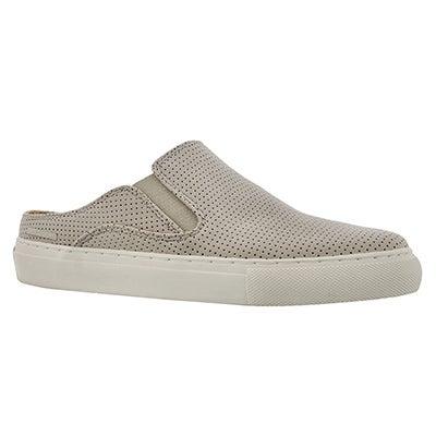 Lds Vaso natural open back slip on shoe