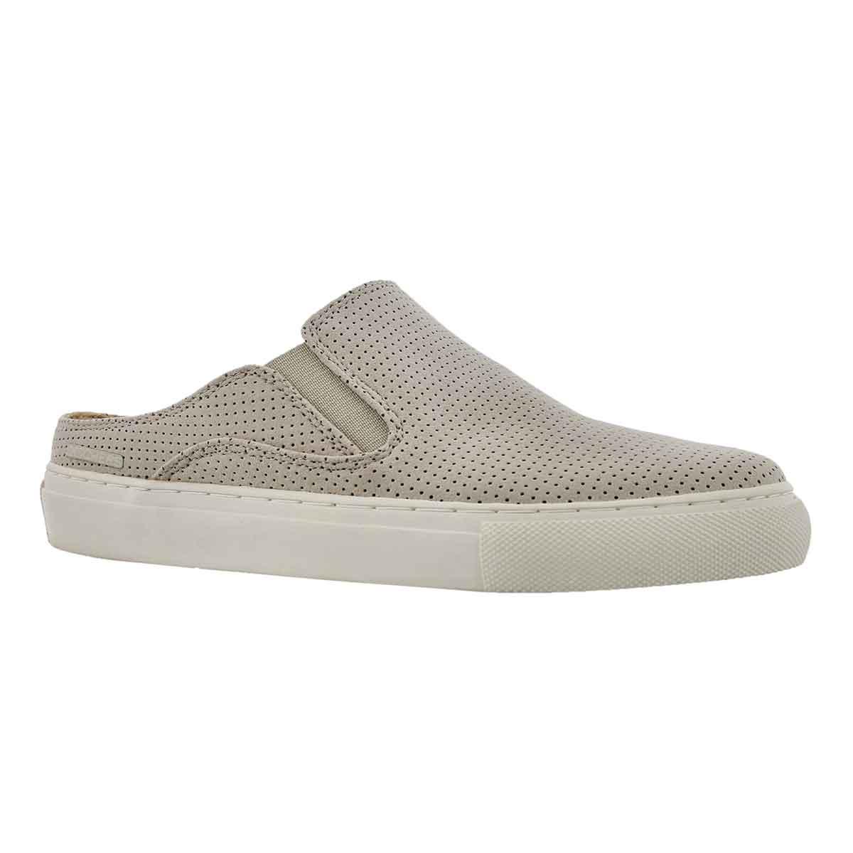 Women's VASO natural open back slip on shoes