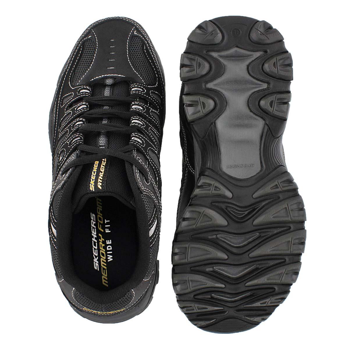 Mns After Burn black sneaker