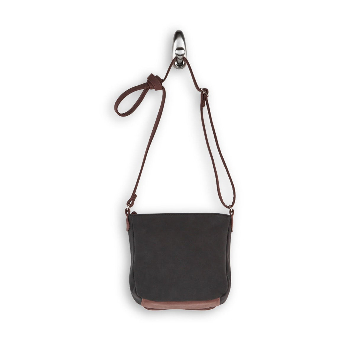 Lds Prime Mini black/coffee cross body