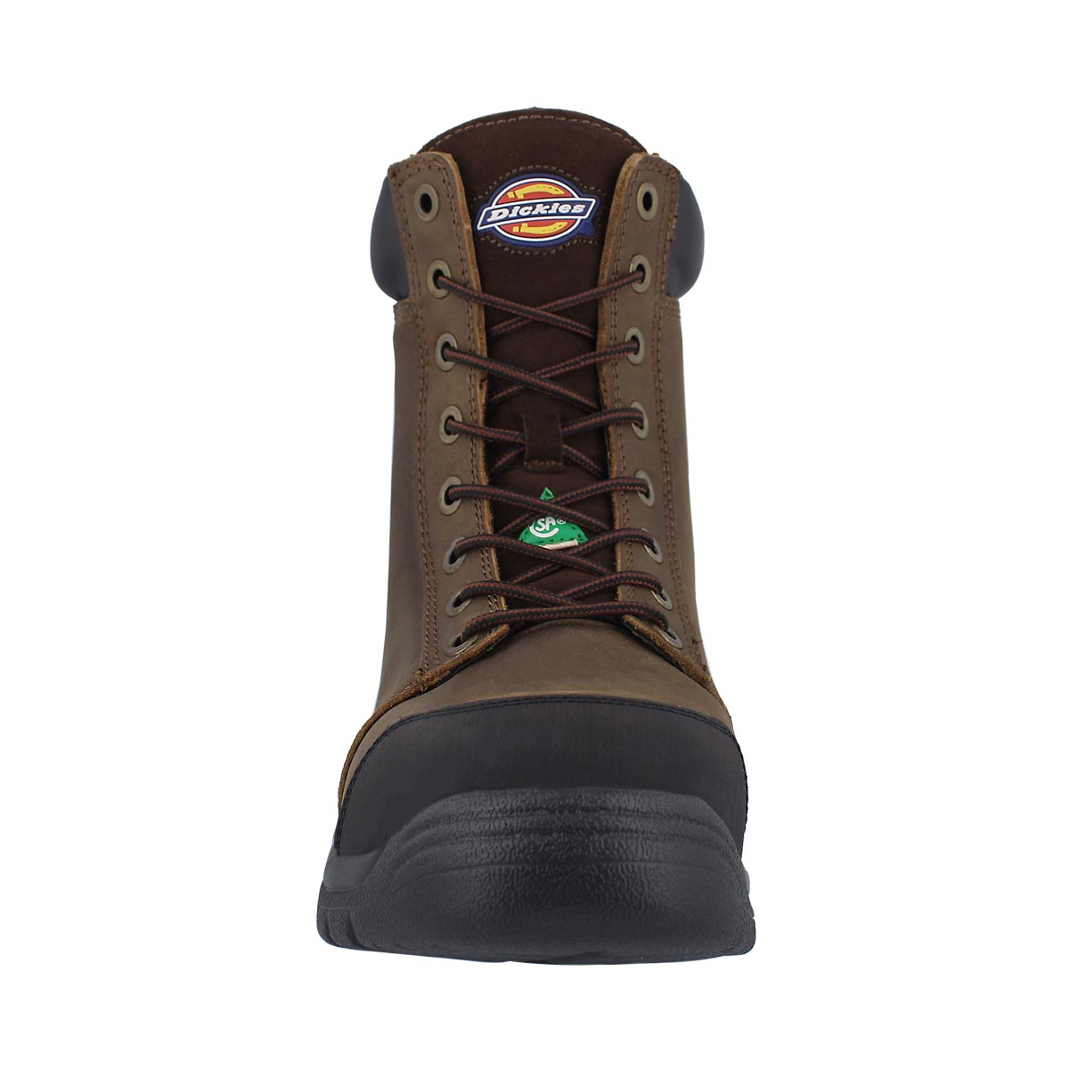 Mns Wrecker brown lace up 8