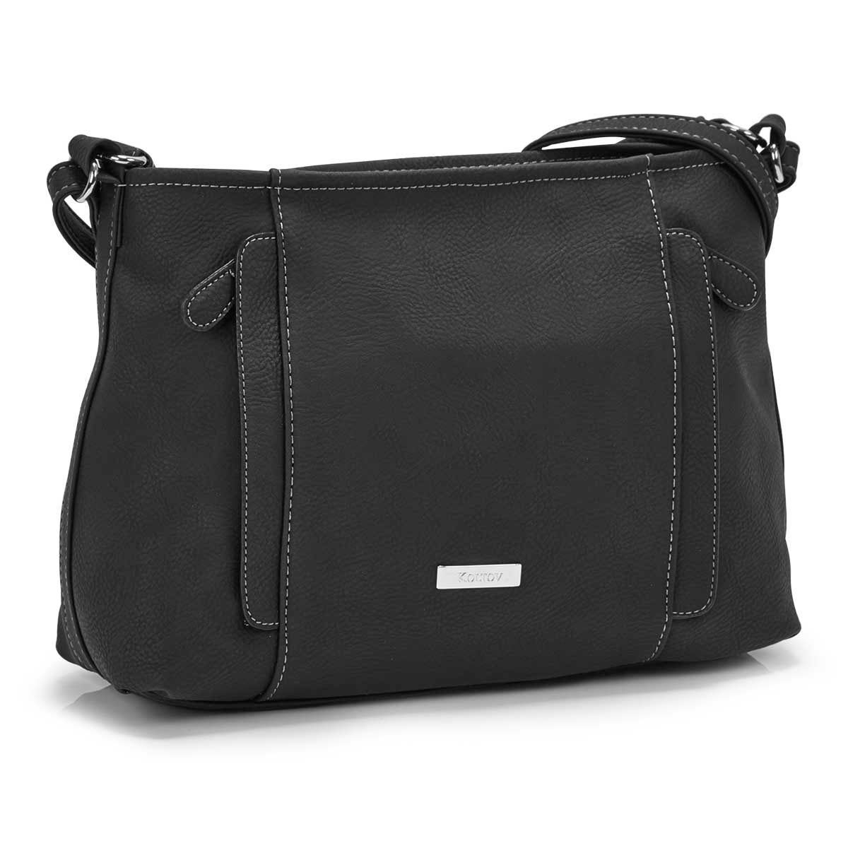 Women's TRENT black tote bag