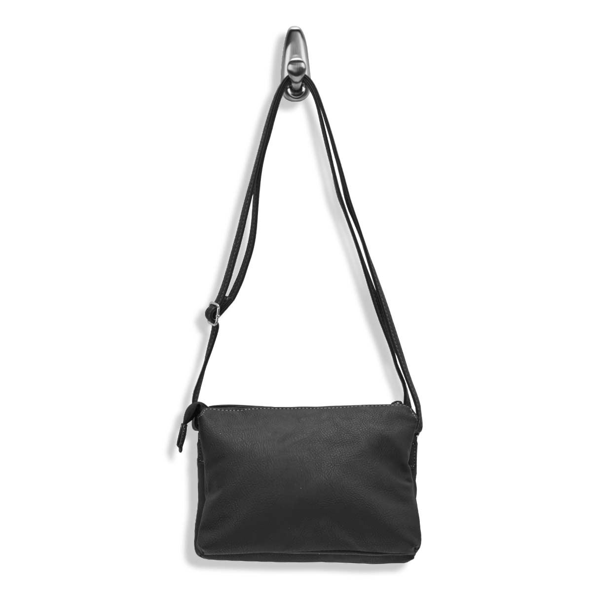 Lds Mini Sleek black cross body