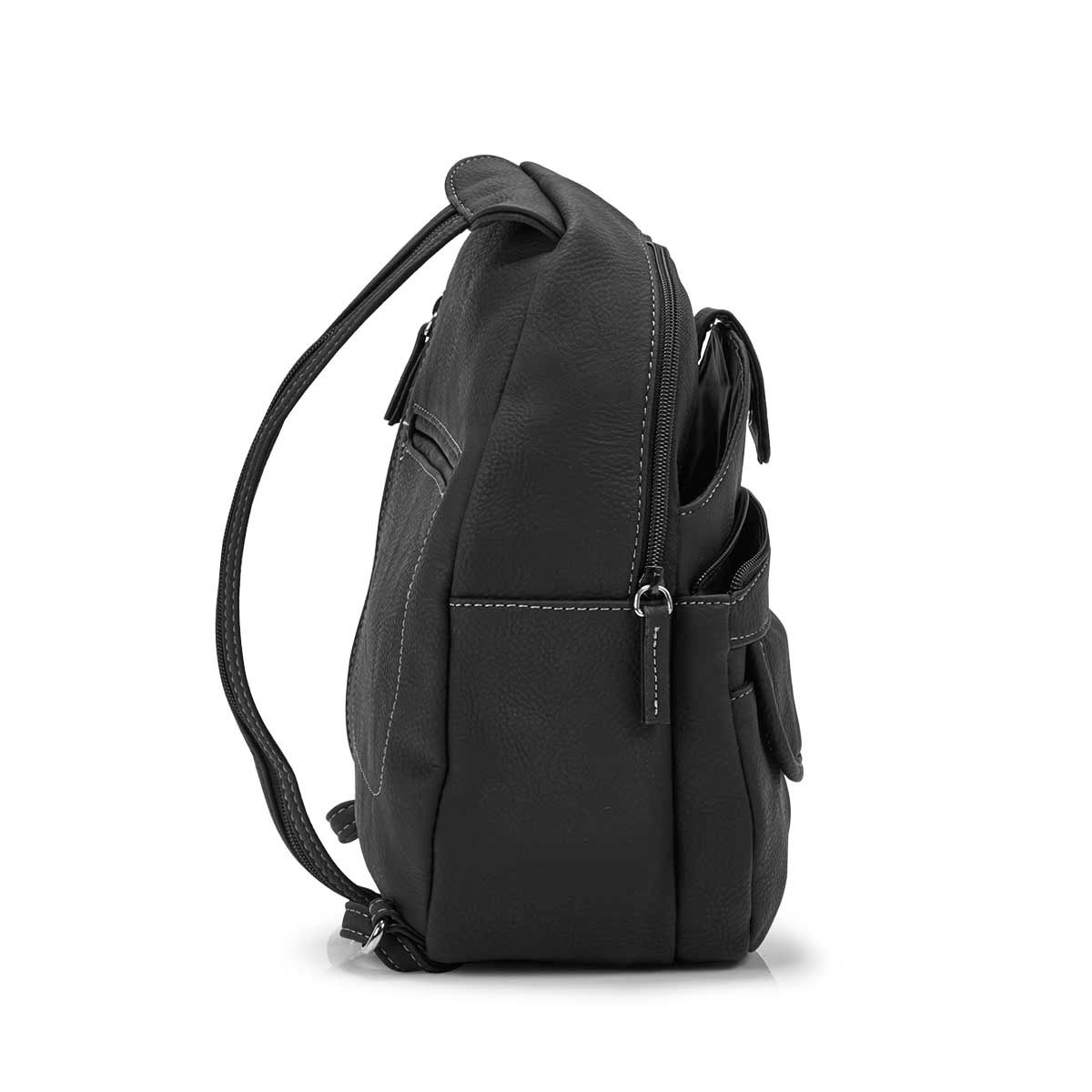Lds Jamie black small backpack