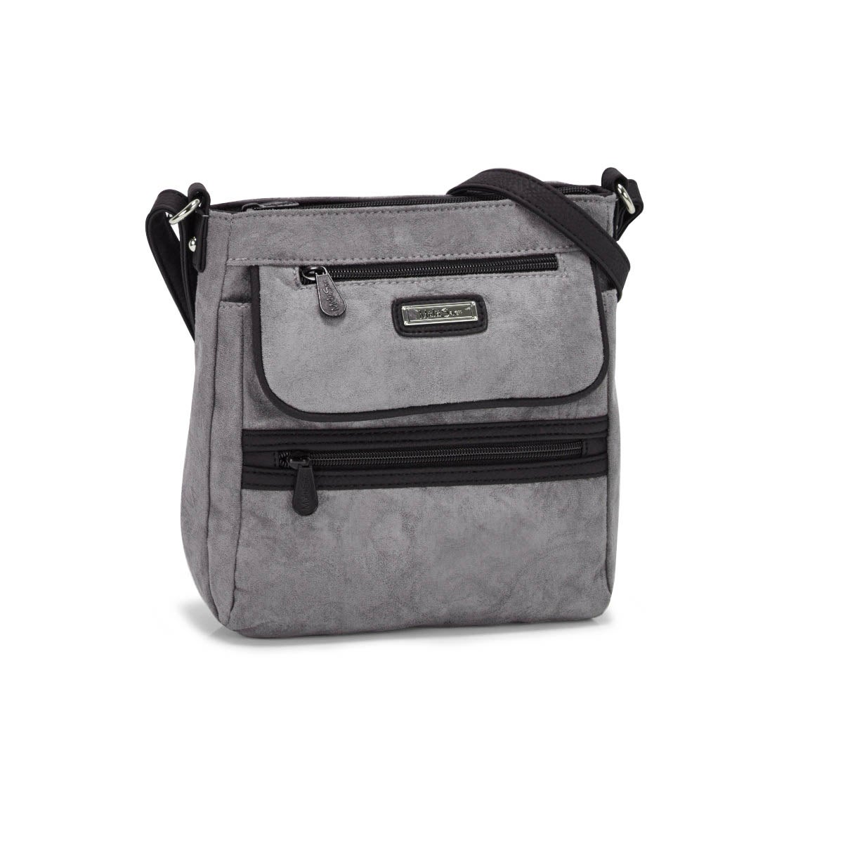 Lds Element oyster grey cross body