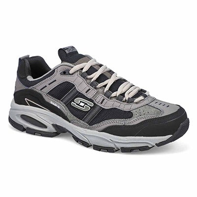 Skechers Men's VIGOR 2.0 TRAIT char running shoes - Wide