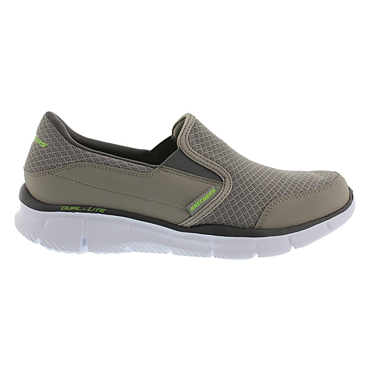 Mns Persistent grey slip on sneaker