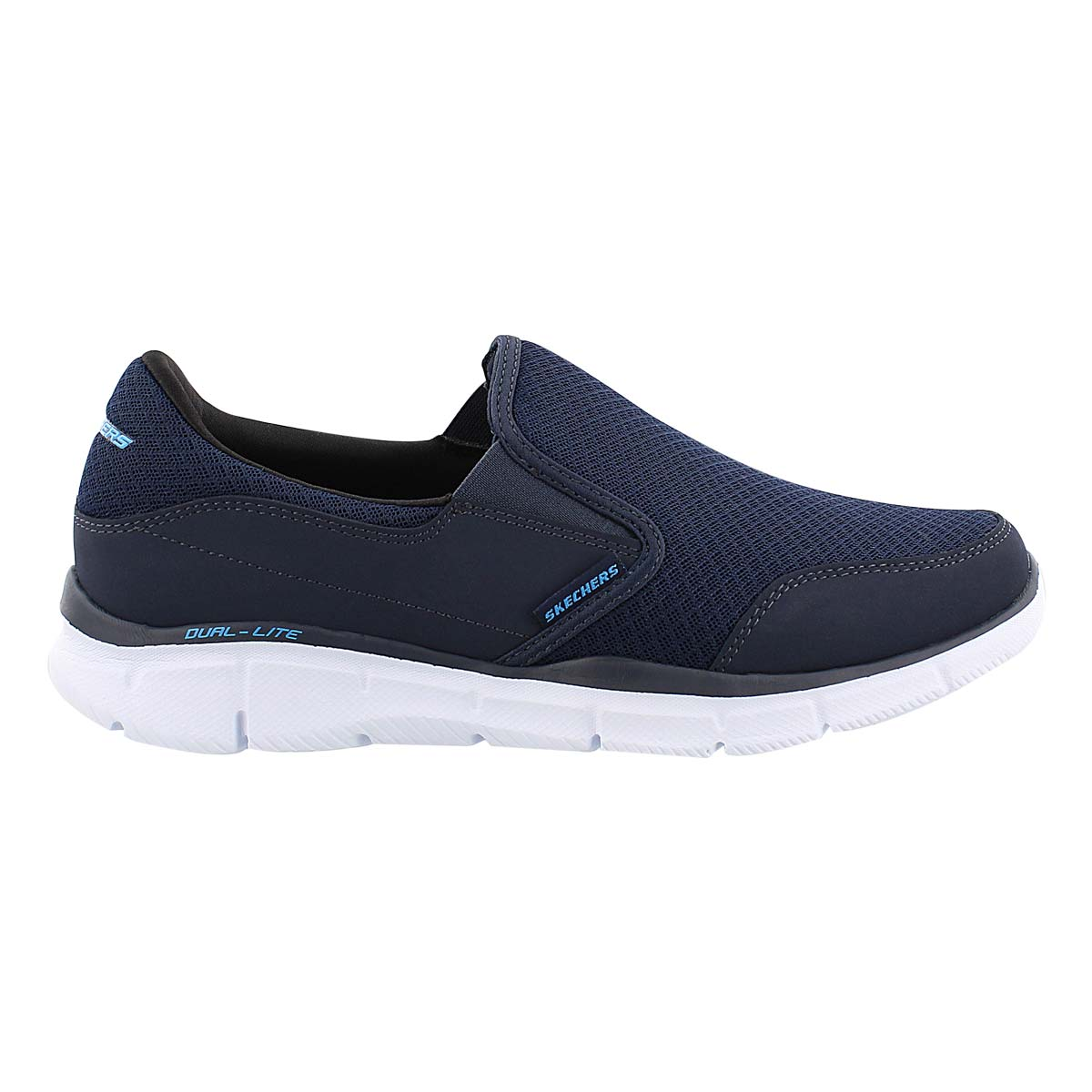 Mns Persistent navy slip on sneaker