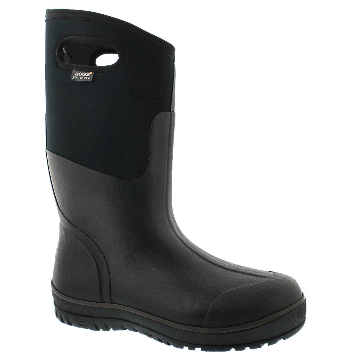 Mns Ultra High blk wtpf boot
