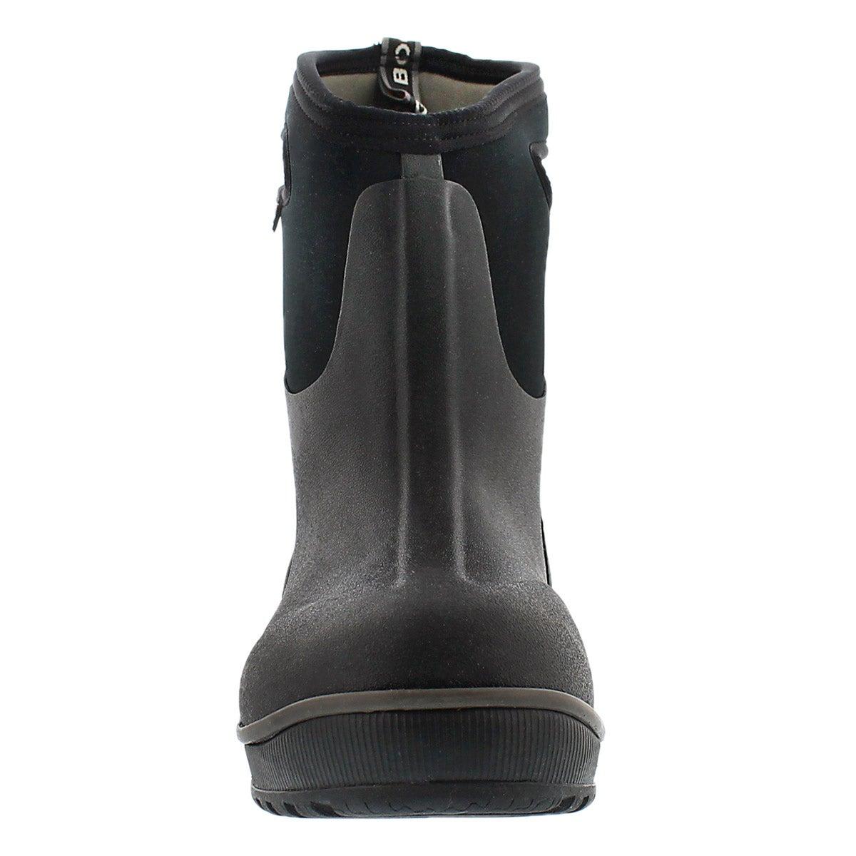 Mns Ultra Mid blk wtpf boot