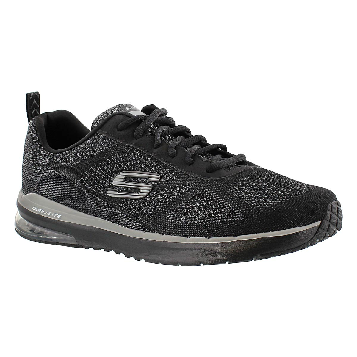 Mns Skech-Air Infinity blk running shoe