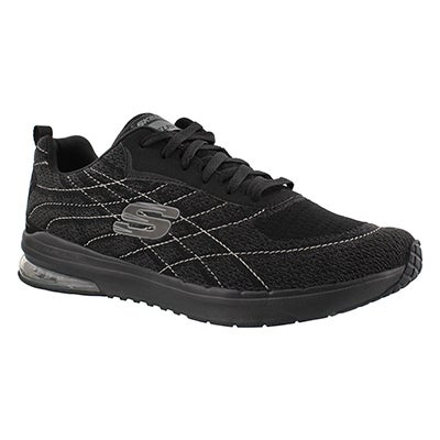 Skechers Men's SKECH-AIR INFINITY black sneakers
