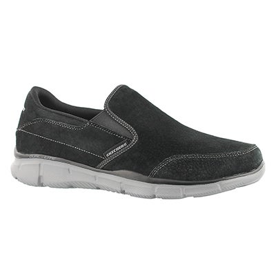 Mns Equalizer- Mind Game blk slip on