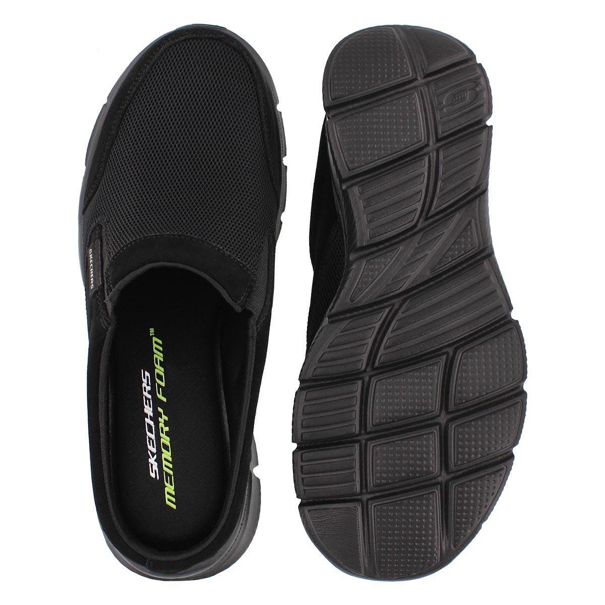 Open Back Slip On Mens Shoes