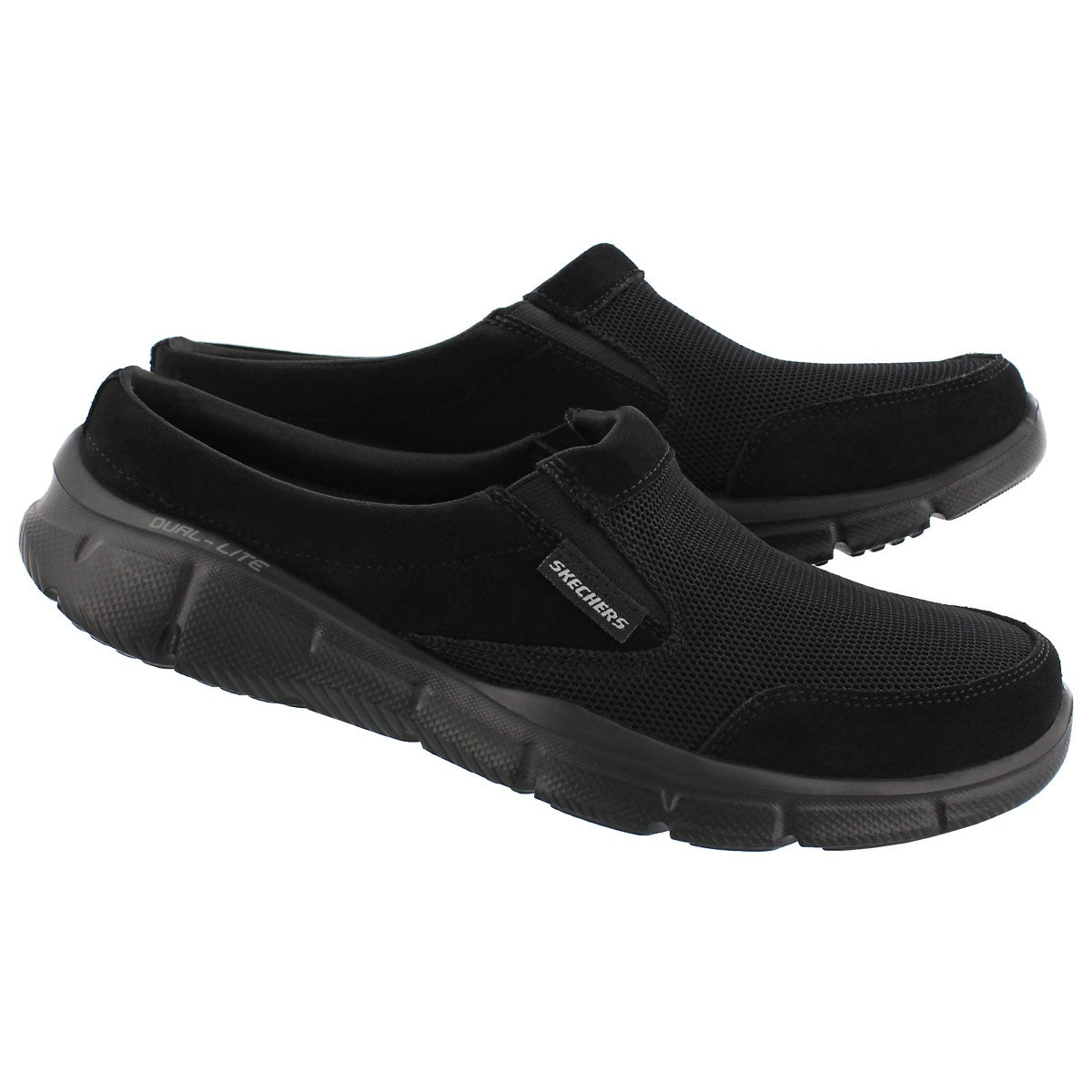 Mens Open Back Shoes