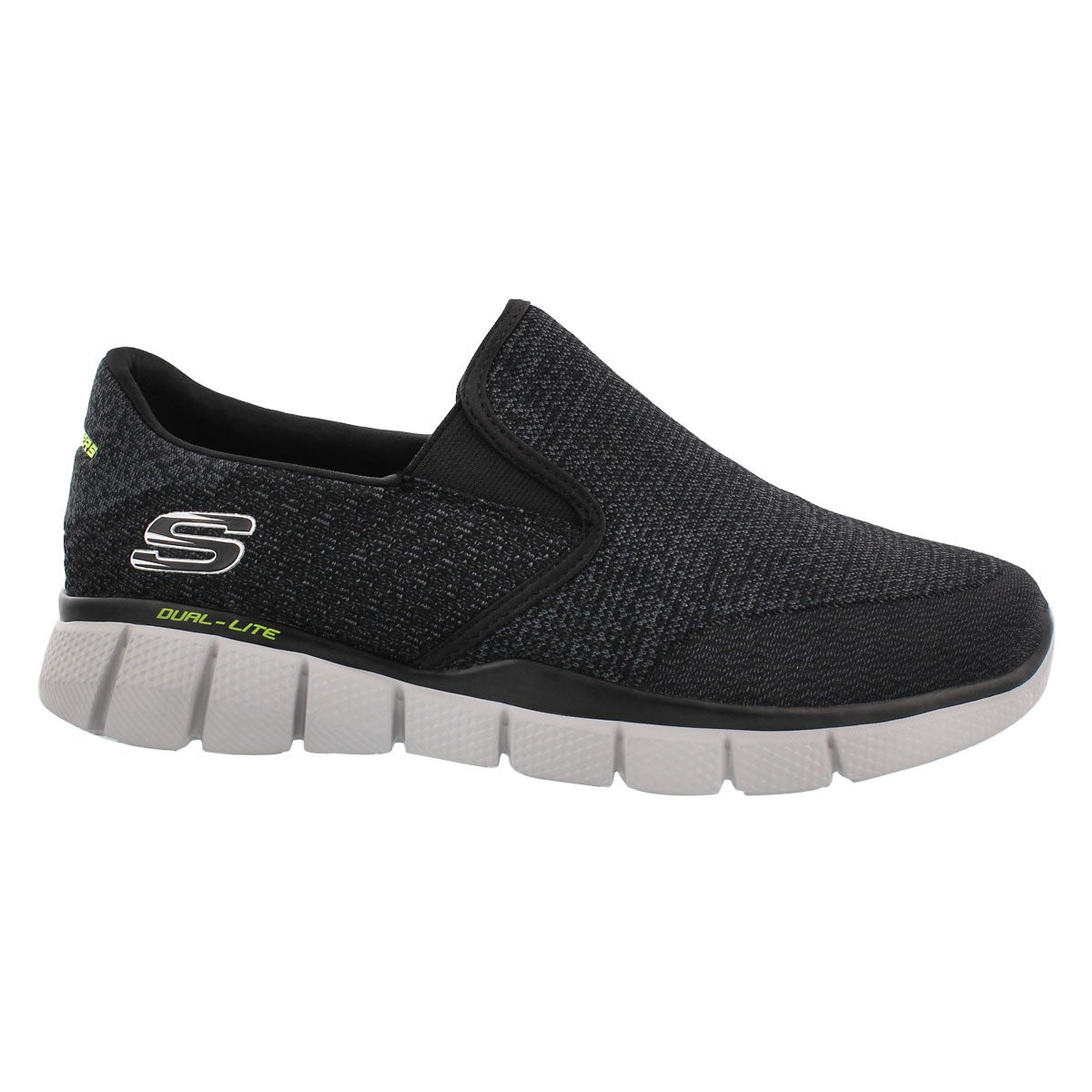 Mns Equalizer- 2.0 blk slip on - Wide