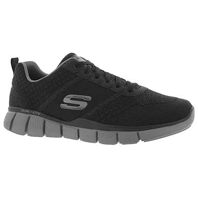 MnsTrue Balance blk/char running shoe-W