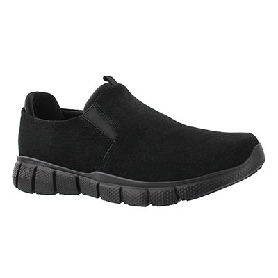 Mns Equalize 2.0 black slip on shoe