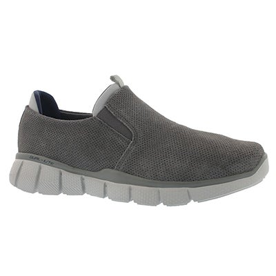Mns Equalize 2.0 charcoal slip on shoe