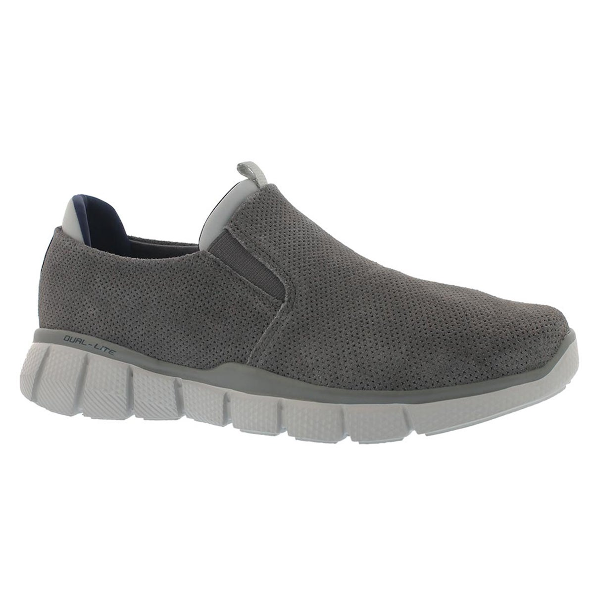 Men's EQUALIZE 2.0 charcoal slip on shoes