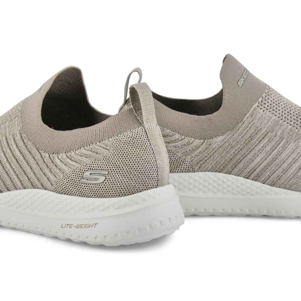 Mns Matera Graftel taupe slip on snkr