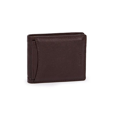 Mns Savanah brown billfold