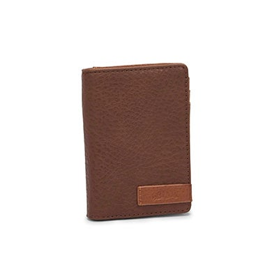 Roots Men's TRACKER 52 brown/cognac wallet