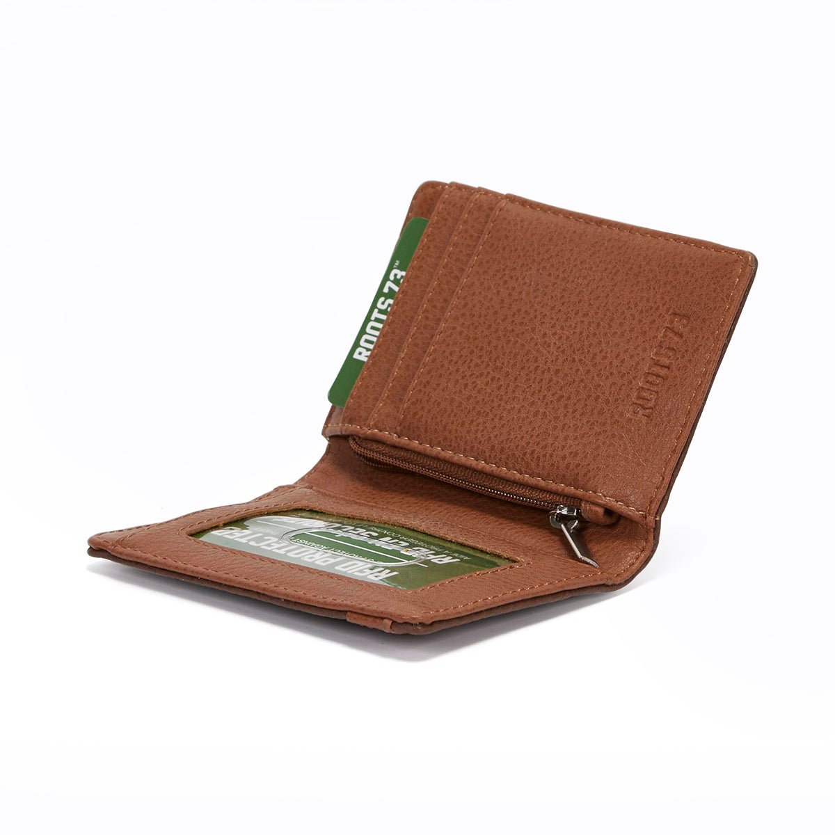 Portefeuille Tracker, brun/cognac, hom