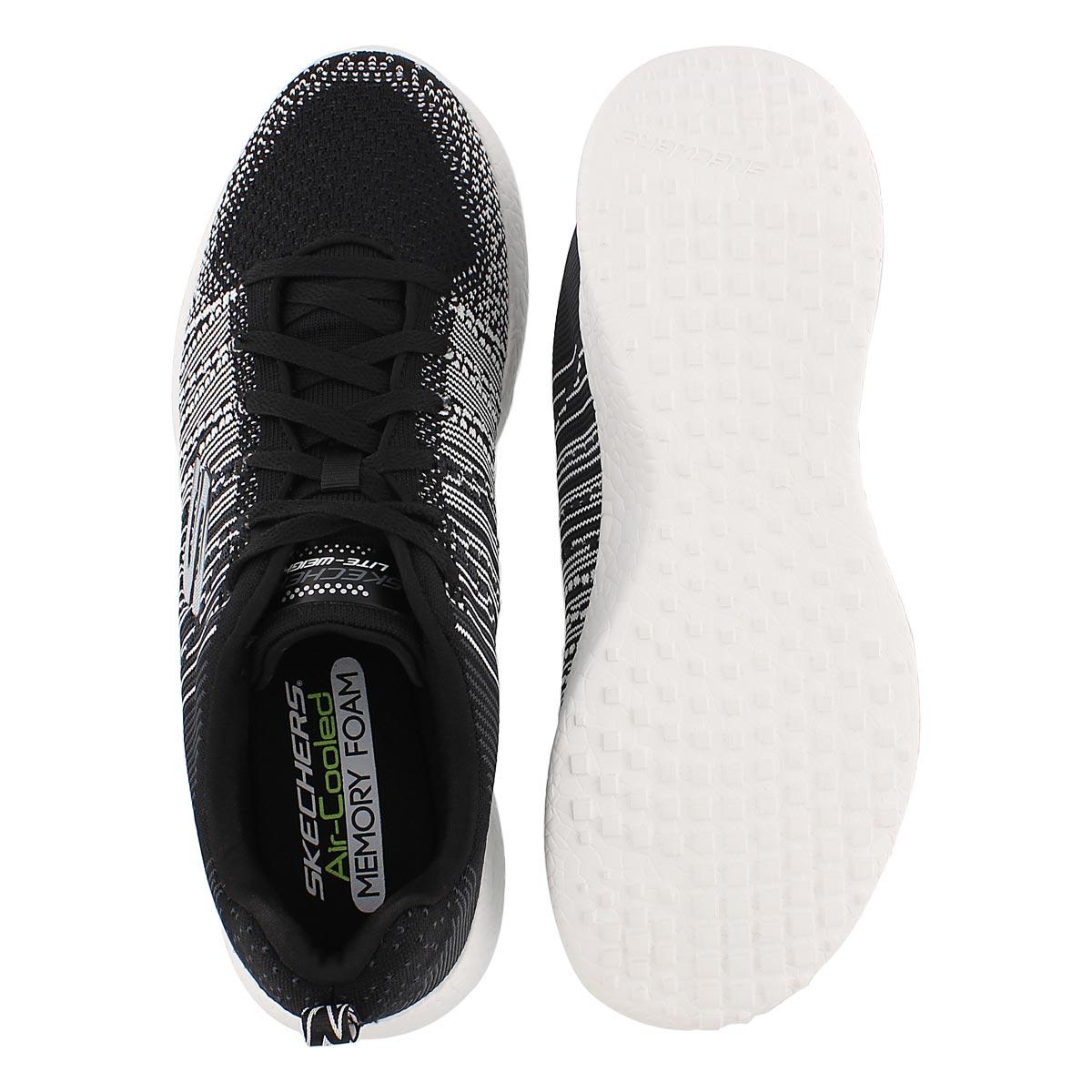 Mns Burst-In The Mix blk running shoe