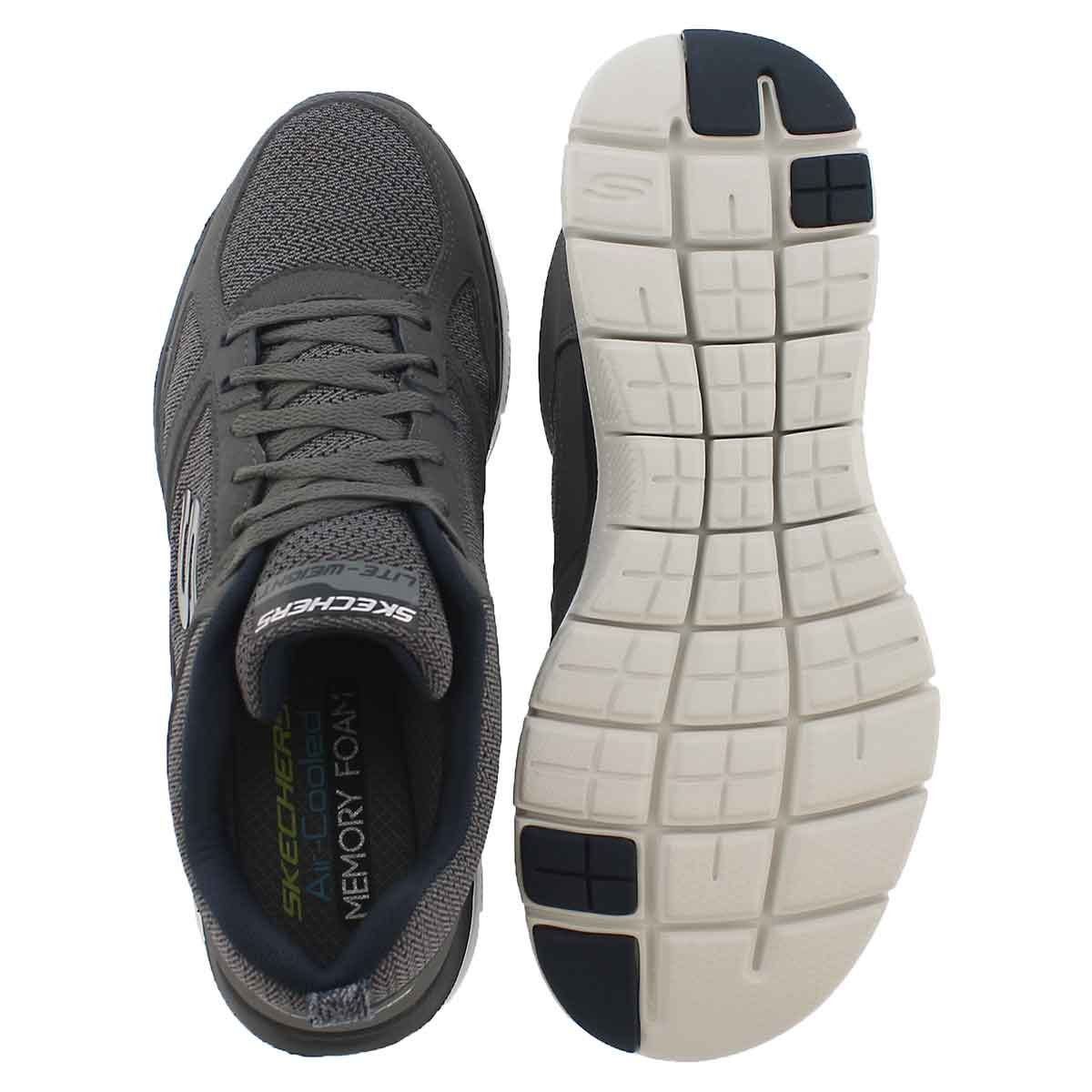 Mns Flex Advantage 2.0 charcoal runner