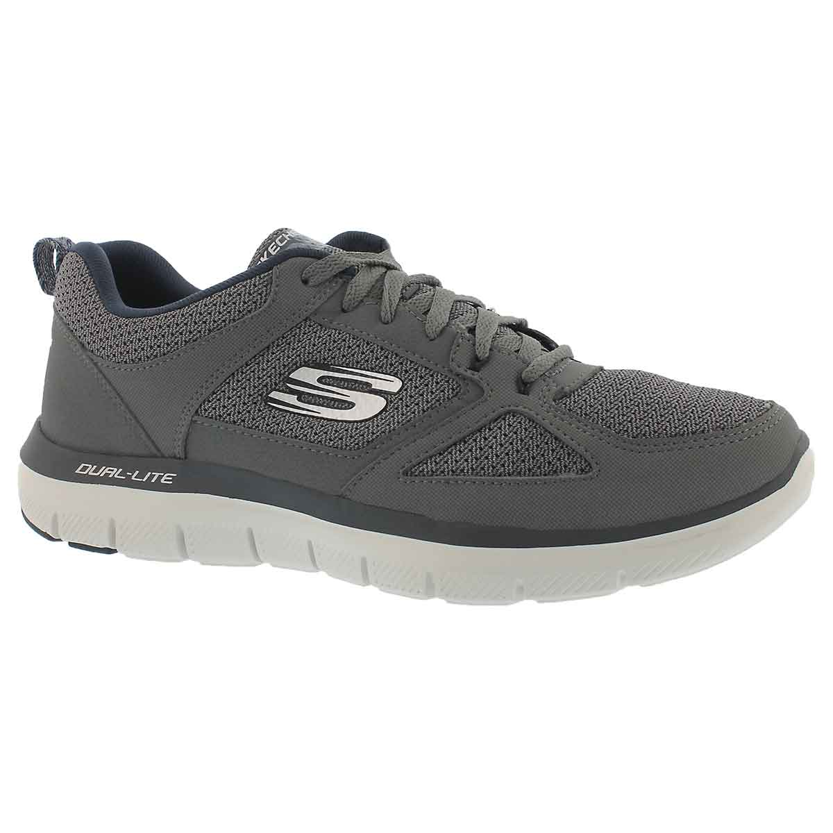 Men's FLEX ADVANTAGE 2.0 charcoal runners