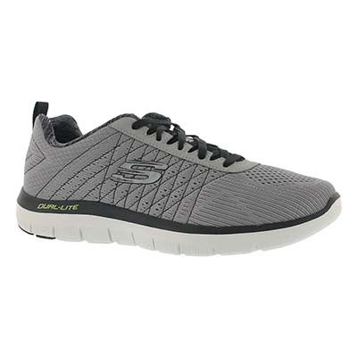 Mns FlexAdv 2.0 The Happs gry/blk runner