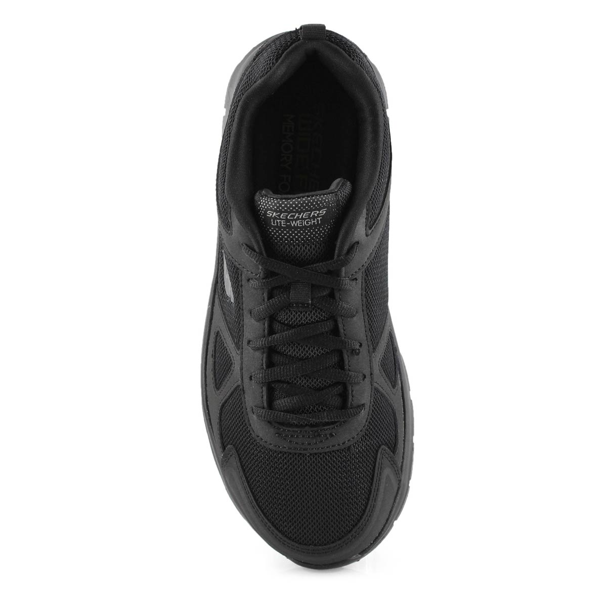 Mns Track Scloric black sneaker- wide