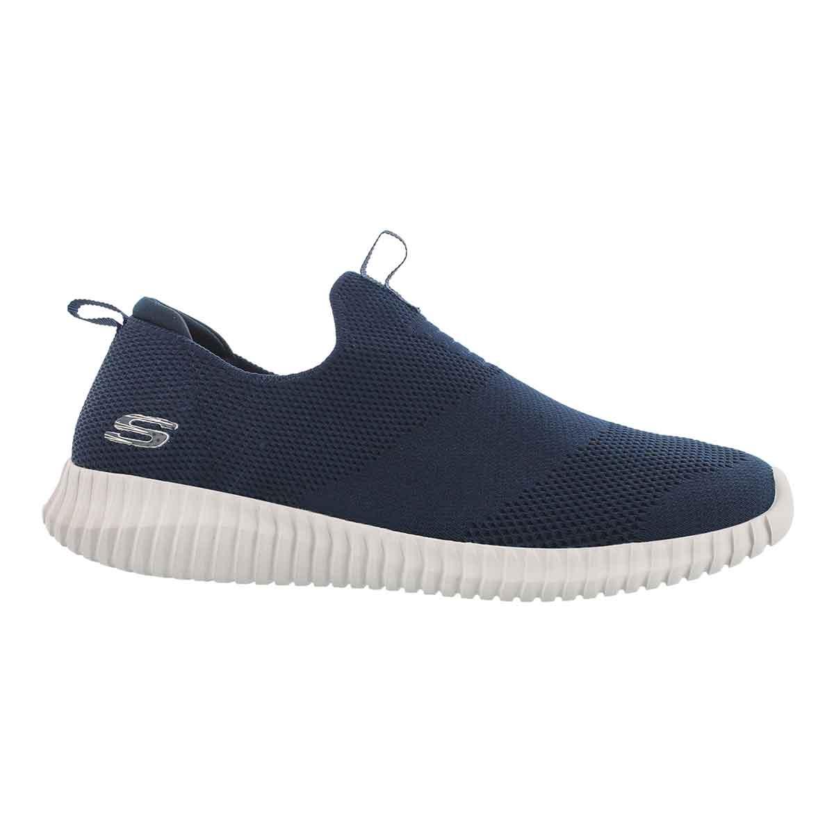 Mns Elite Flex Wasik navy slip on shoe