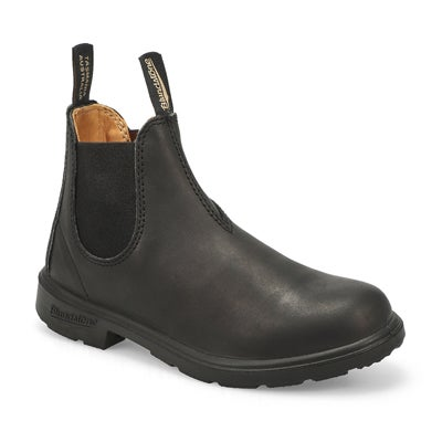 Blundstone Kids' BLUNNIES black pull-on boots - UK SIZING