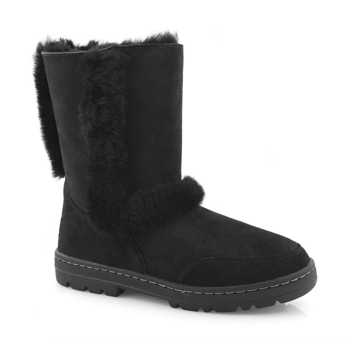 Lds Sundance Short II Revival blk boot