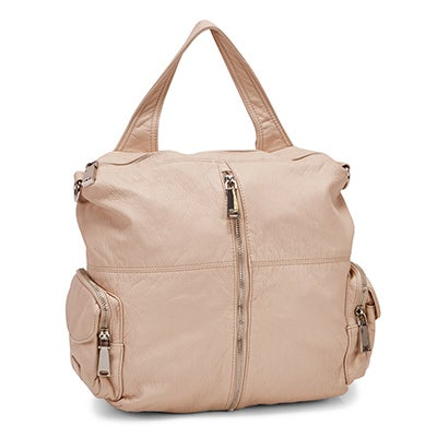 Lds cream washed convert. backpack