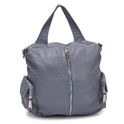 Lds shark washed convert. backpack