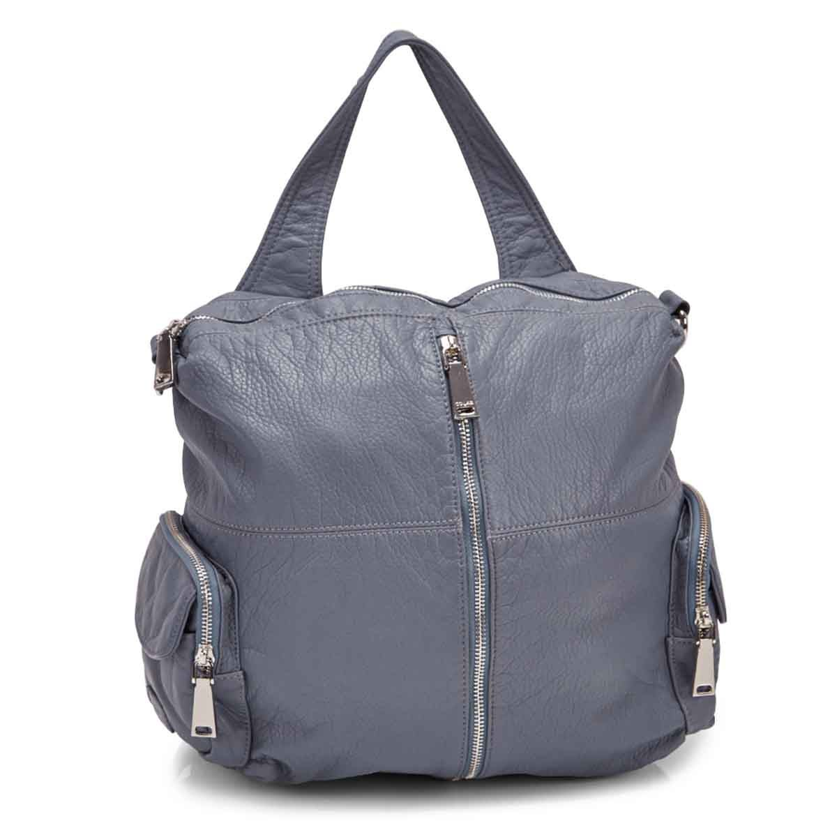 Women's 5371 shark washed convertible backpack
