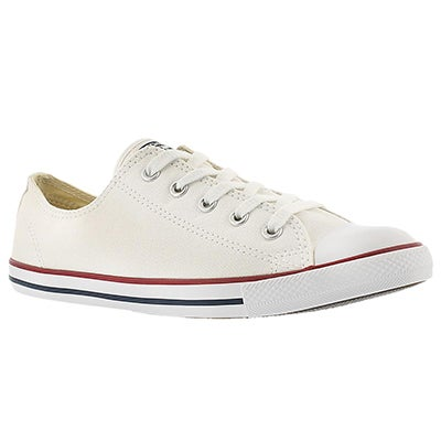 Converse Women's CT SEASONAL DAINTY canvas white ox