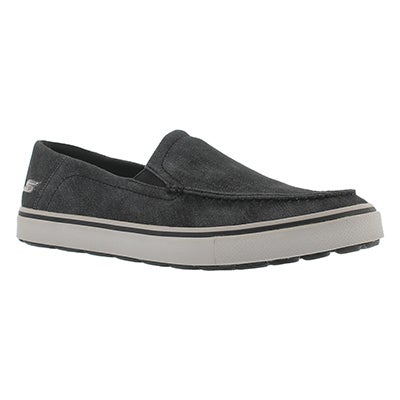 Mns GO Vulc Tour black slip on loafer