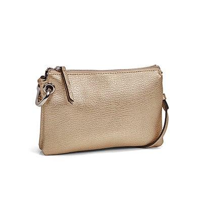 Co-Lab Mini-sac à bandoulière 5380, or métallisé, femmes