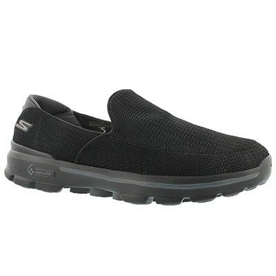 Skechers Flâneurs GOwalk 3, noir, hommes